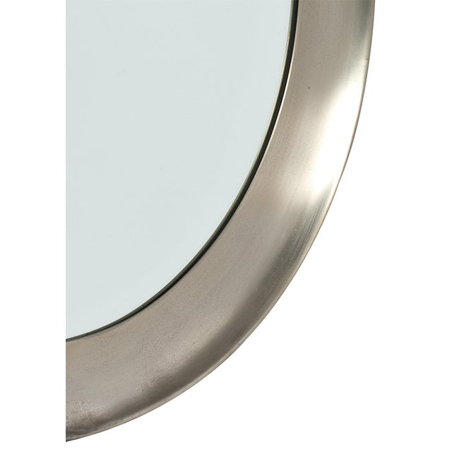 Vintage French Mid-Century Mirror For Sale - Image 10 of 11