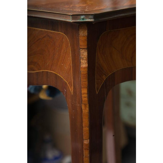 19th Century Louis XV Style Side Table For Sale - Image 4 of 8