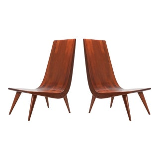 Brazilian Modern Lounge Chairs For Sale