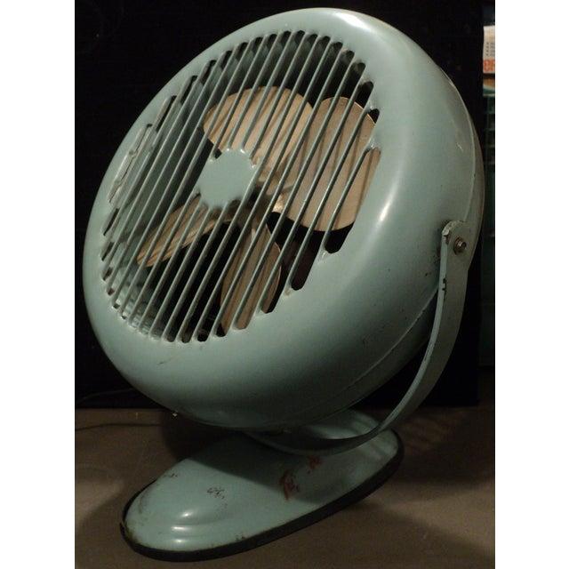 Vintage Lasko Model #52 Moveable Fan - Image 7 of 9