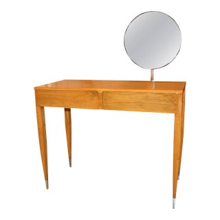 Gio Ponti Vanity from Royal Hotel Naples For Sale