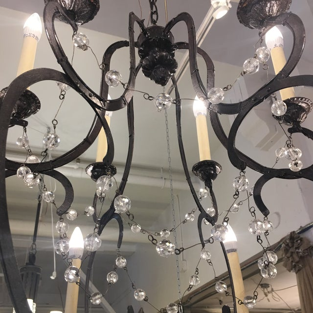 Visual Comfort Visual Comfort Niermann Weeks Lombary Double Tiered Chandelier For Sale - Image 4 of 11