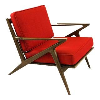 Danish Moden Poul Jensen Z Chair For Sale