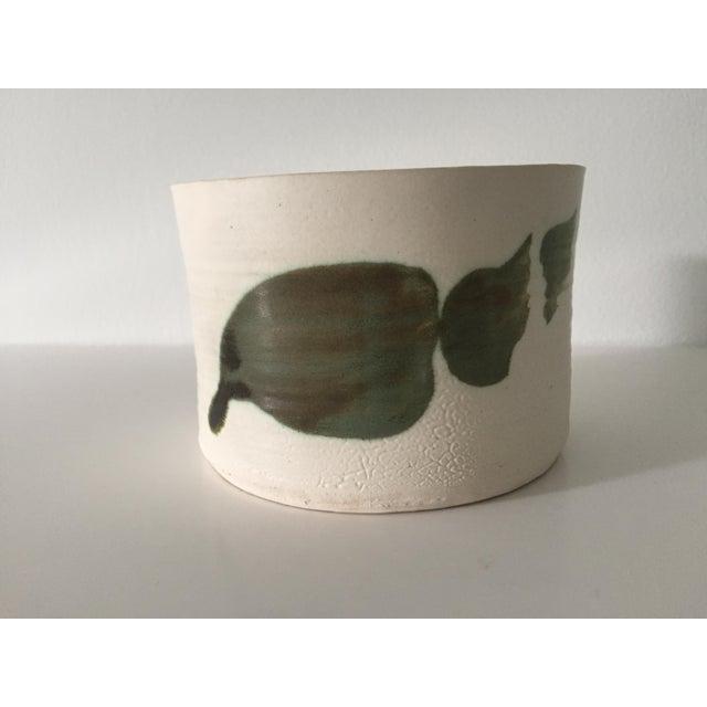 1970s Vintage Nancy Zager Leaf Bowl For Sale In New York - Image 6 of 6