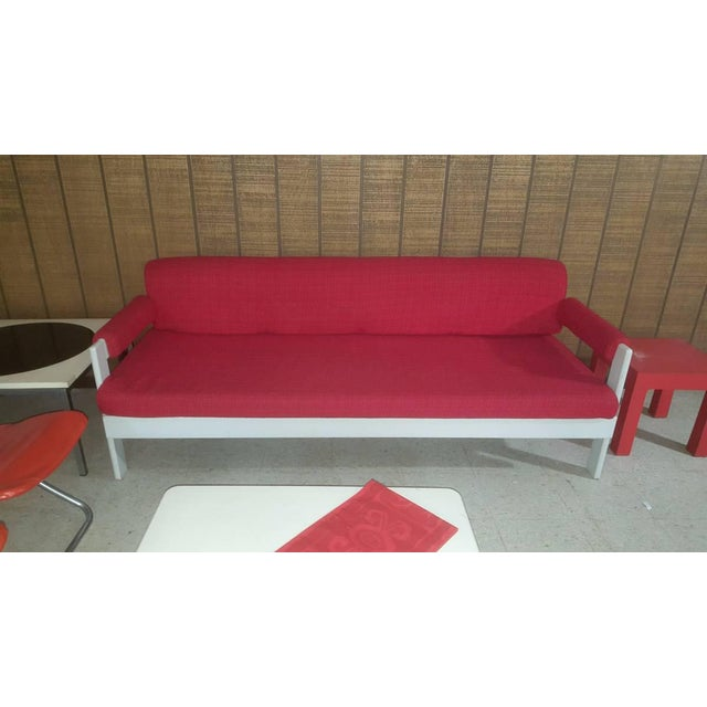 Vintage 70s Daybed - Image 2 of 6