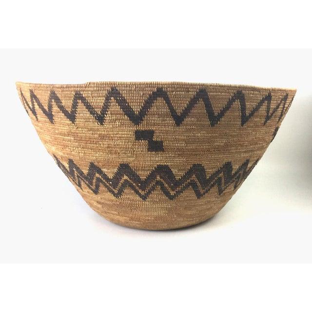 Yokuts Basket, circa 1890 - Image 5 of 7