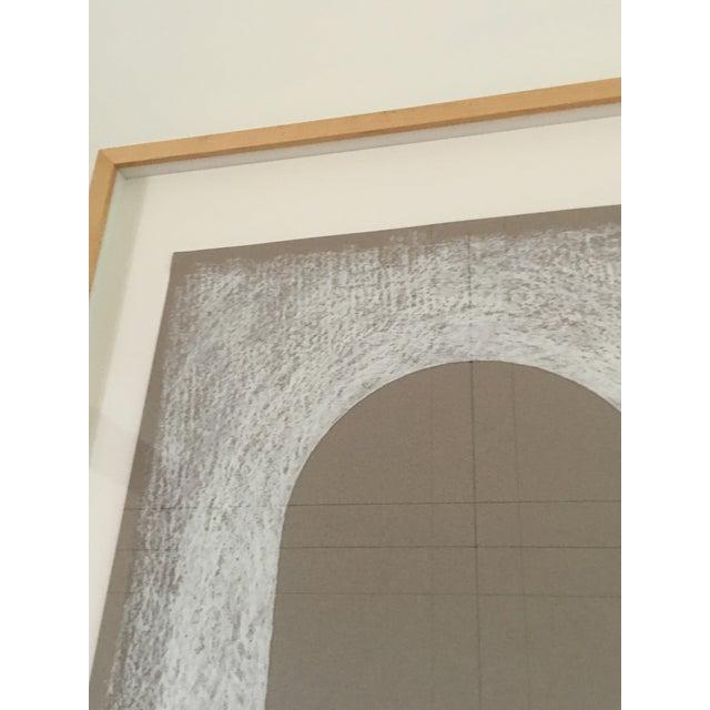 Erik Lee Thompson Pastel on Rag Paper Artwork For Sale - Image 4 of 5