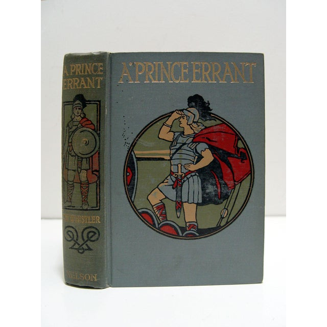 A Prince Errant Book 1908 - Image 3 of 6