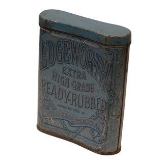 Vintage Edgeworth Tobacco Tin For Sale