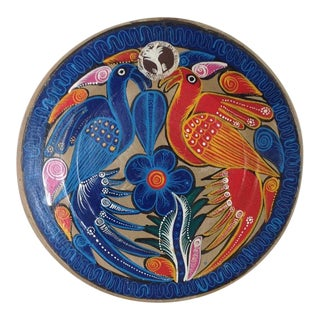 Mexican Decorative Plate For Sale