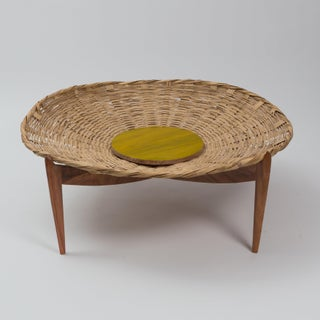 Solaria Mesa Canasta/ Basket Table Designed by Gabriela Valenzuela-Hirsch Preview