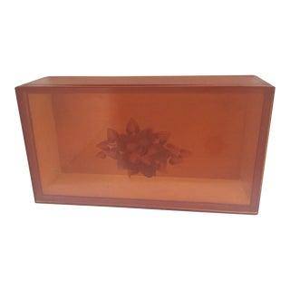 Apple Juice Bakelite Box For Sale