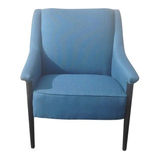 Modern Mid Century Chair For Sale