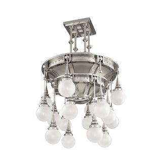 Symphony Bowl Chandelier For Sale