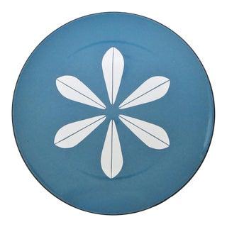 Cathrineholm Enameled Plate For Sale
