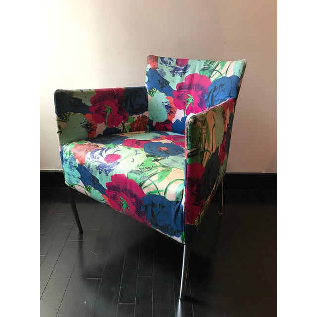 Pair of Chairs From the Versace Showroom, 1990s For Sale In Philadelphia - Image 6 of 9