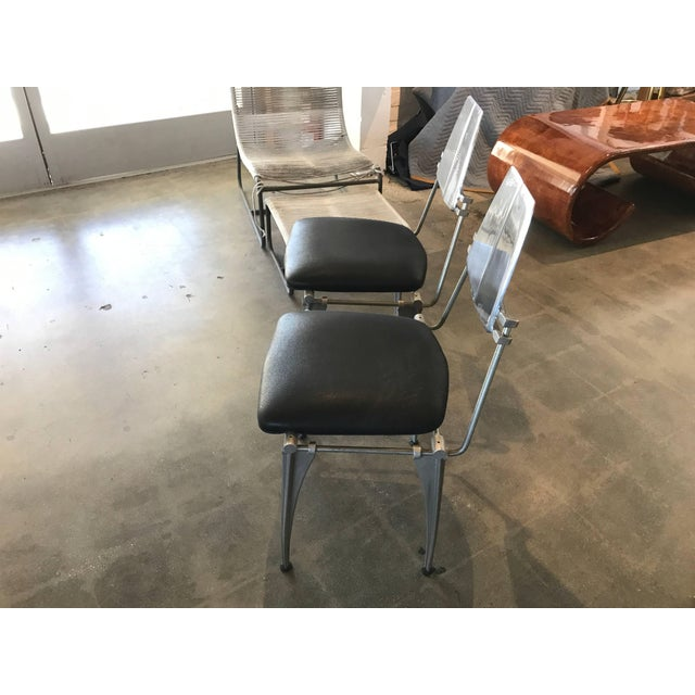 Robert Josten 1970s Robert Josten Table & Chairs - Set of 3 For Sale - Image 4 of 10