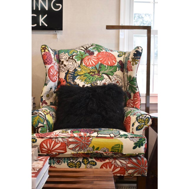 Mai Dragon Club Chair For Sale In New York - Image 6 of 11