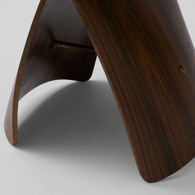 Wood Sori Yanagi Butterfly Stool For Sale - Image 7 of 8