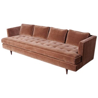 Sofa Designed by Edward Wormley for Dunbar For Sale