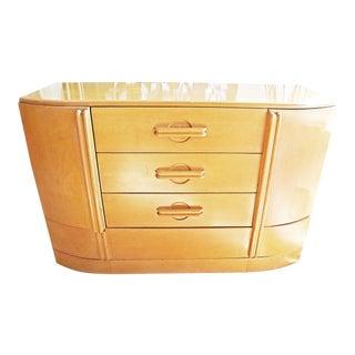 Leo Jiranek for Heywood Wakefield Airflow Buffet Dresser For Sale