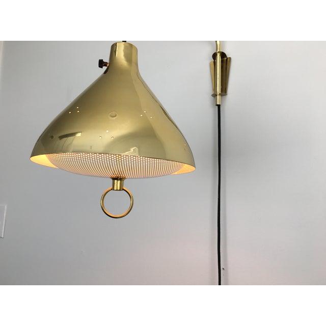 Lightolier Gerald Thurston Up/Down Swing Lamp - Image 4 of 11