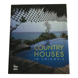 Country Houses in Colombia Hardcover Coffee Table Book