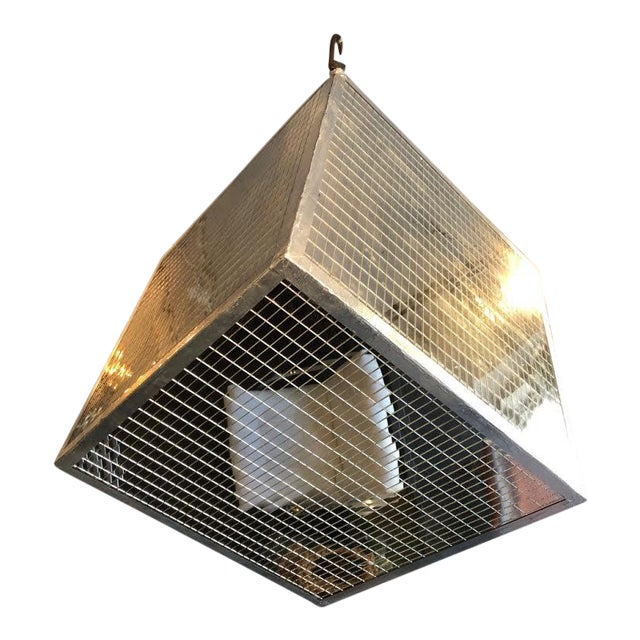 Belgian Nightclub Disco Cube For Sale