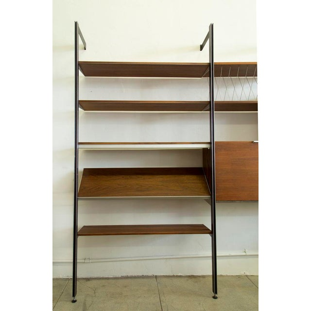 Mid-Century Modern George Nelson for Herman Miller CSS Wall Unit For Sale - Image 3 of 9
