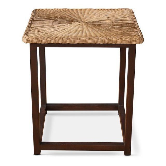 Mid-Century Modern Portofino Side Table For Sale - Image 3 of 3