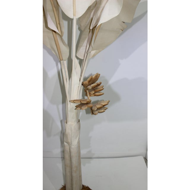 "Mid-Century Modern Mid-Century Modern 91"" Banana Tree For Sale - Image 3 of 13"