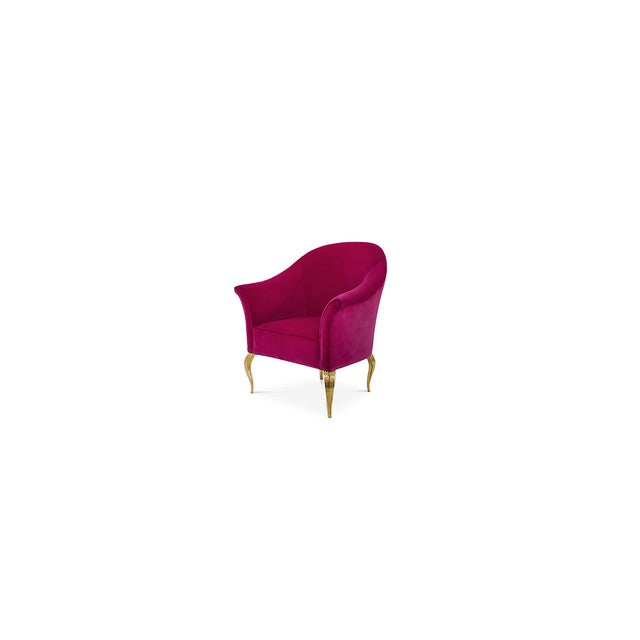 Modern Mimi Chair From Covet Paris For Sale - Image 3 of 10