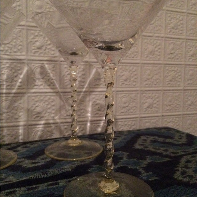 Martini Glasses - Set of 8 - Image 3 of 4