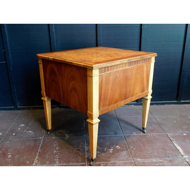 1960s Traditional Accent Table For Sale - Image 4 of 12