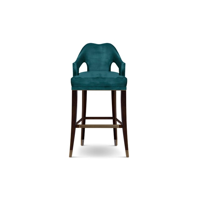 Covet Paris Nº20 Counter Stool For Sale - Image 4 of 4