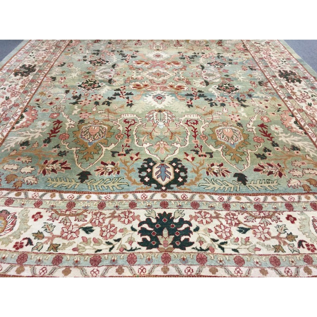 "Islamic Indo Persian Tabriz 152""x219"" For Sale - Image 3 of 8"
