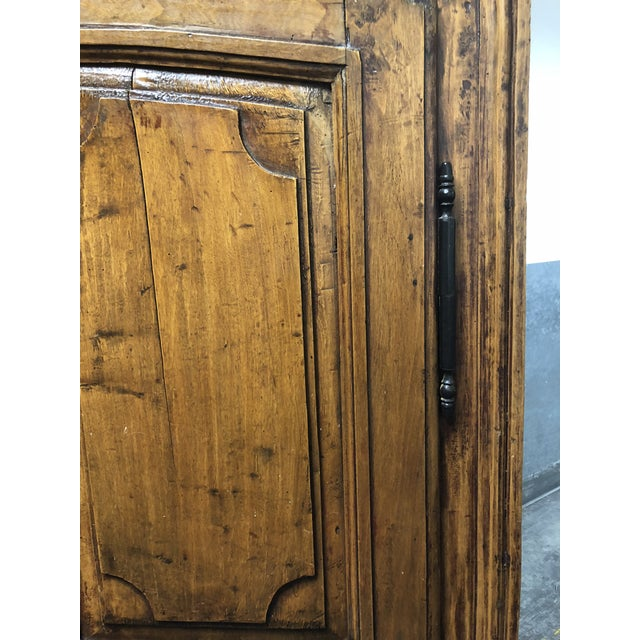 Vintage Pine Armoire - Image 7 of 10