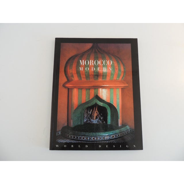 Morocco Modern Book For Sale In Miami - Image 6 of 6