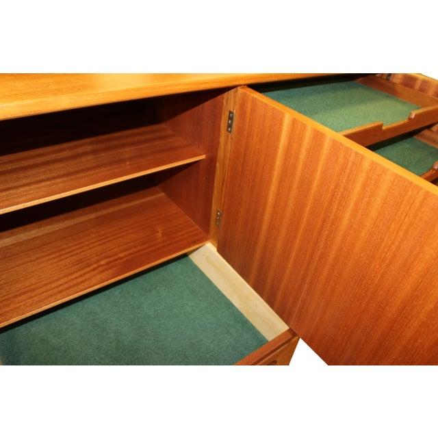 E. W. Bach Danish Modern Teak Credenza Sideboard - Image 5 of 10