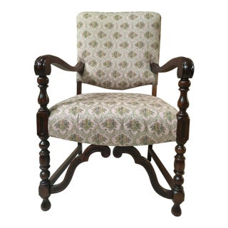 1920's-30's Queen Anne Dining Room Chair For Sale