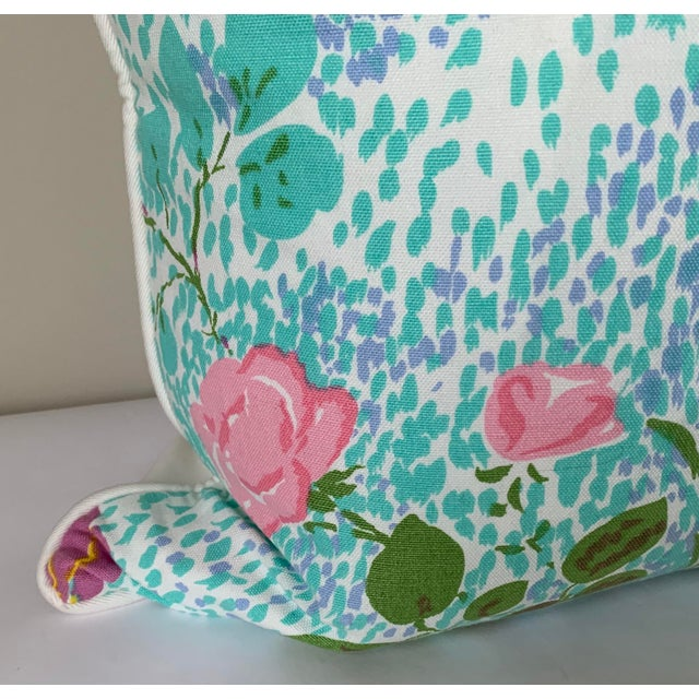 Brunschwig & Fils Pair of Paule Marrot Brunschwig Fils Custom Pillows For Sale - Image 4 of 13