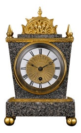 Image of Bronze Clocks