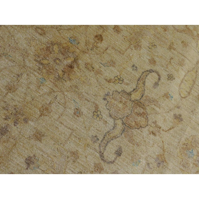 2010s Hand Knotted Pakistan Rug - 8'x 8' For Sale - Image 5 of 10