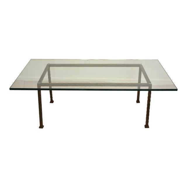 Industrial Cocktail / Coffee Table - Image 1 of 11
