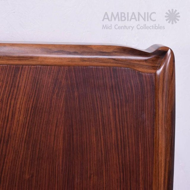 Mid-Century Modern Italy Bed Frame For Sale - Image 10 of 10