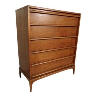 Vintage Modern Dresser by Lane For Sale
