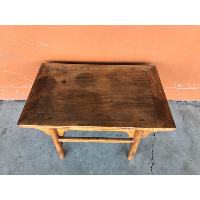 Early 20th Century Vintage Chinese Low Table For Sale - Image 5 of 8
