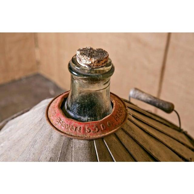 Antique French Demijohn or Bonbonne For Sale - Image 4 of 8