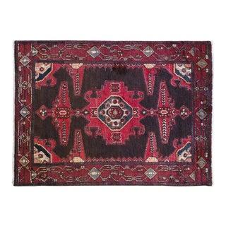 """Turkish Pashan Wool Rug - 5'5"""" X 7'5"""""""
