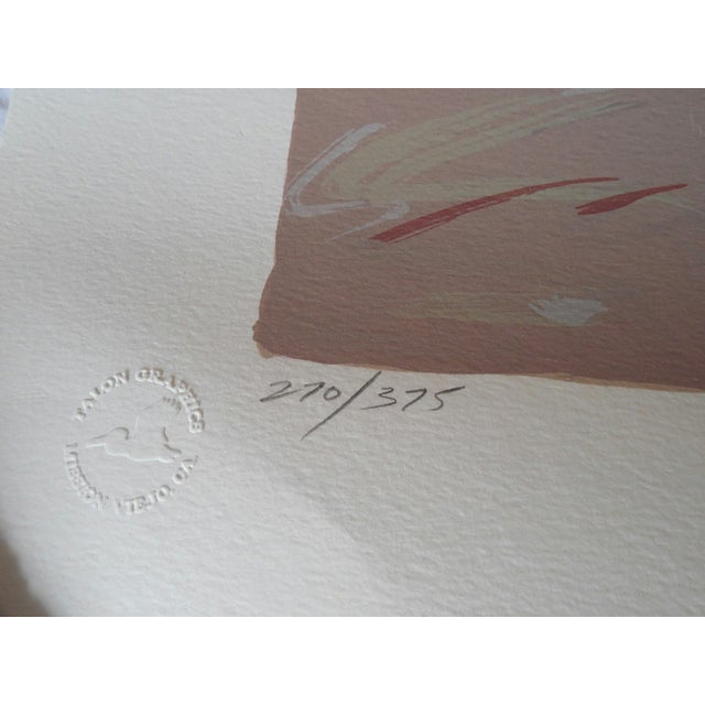 """Riders Up"" Signed Serigraph by Robert Schaar - Image 6 of 10"